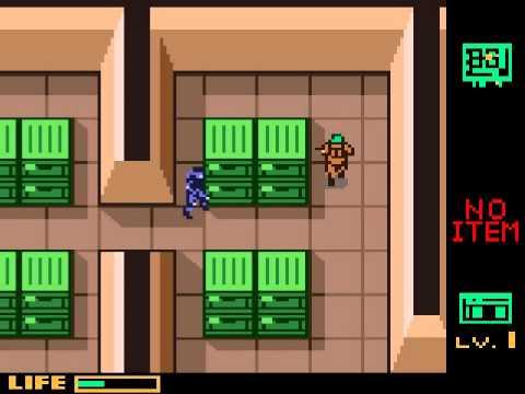 Ошибка Metal Gear