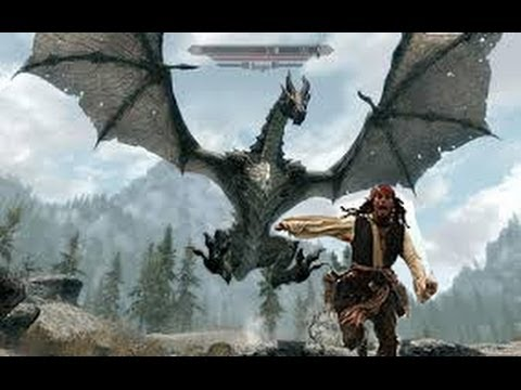 TESV Skyrim Part 4: I'm Captain Jack Sparrow!!