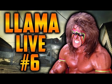 LLAMA LIVE #6 - RAGE QUIT on Carbon! (Call of Duty: Modern Warfare 3 LIVE Gameplay)