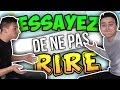 ESSAYEZ DE NE PAS RIRE 5    Vidéo Drole  le Vendredi des Vrais