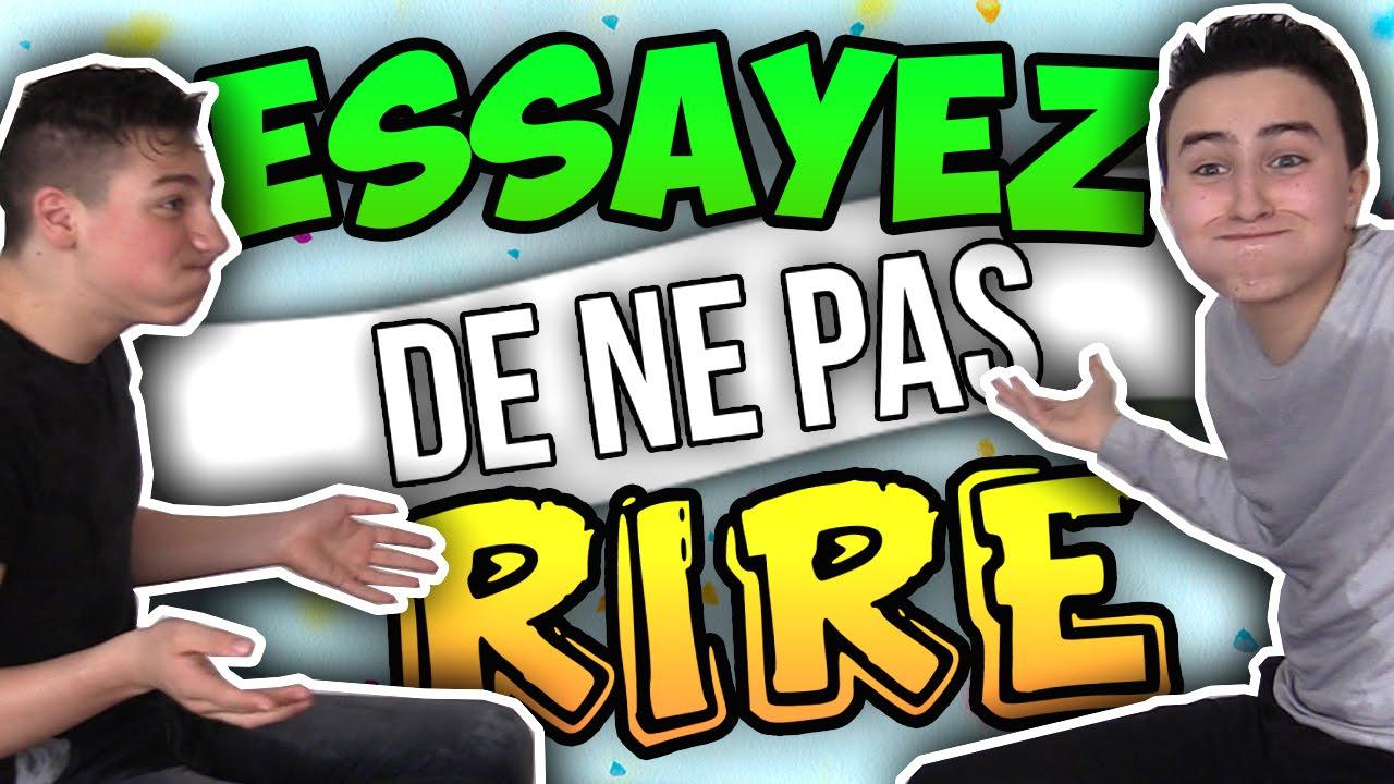 Download ESSAYEZ DE NE PAS RIRE 5! - Vidéo Drole (le Vendredi des Vrais!)