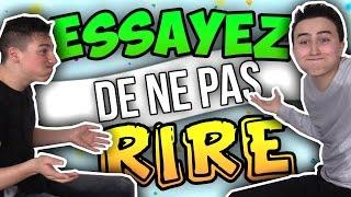 ESSAYEZ DE NE PAS RIRE 5! - Vidéo Drole (le Vendredi des Vrais!)