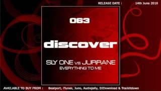 Sly One vs Jurrane - Everything To Me (Original Mix)