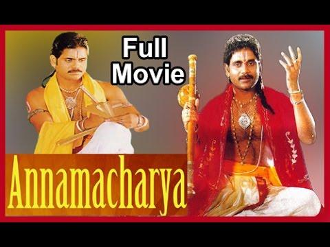 Annamaacharya | Tamil devotional Super Hit Movie |Akkineni Nagarjuna||Ramya Krishna|Roja