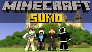 Братья гномы, Свордкипер и Евгеха - Minecraft Sumo - Mini-Game