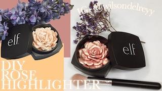 D.I.Y - Rose Highlighter   wilsondelrey