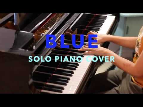 Free Download Onew 온유 - Blue Piano Cover (sheet Music/악보) Mp3 dan Mp4