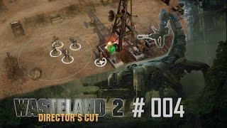 Wasteland 2 Directors Cut #004 - Der Funkturm ist wieder online - Let