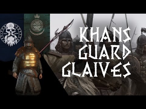 Khan's Guard Glaives | Khuzait V Battania | Mount & Blade 2 Bannerlord Beta Captain Mode