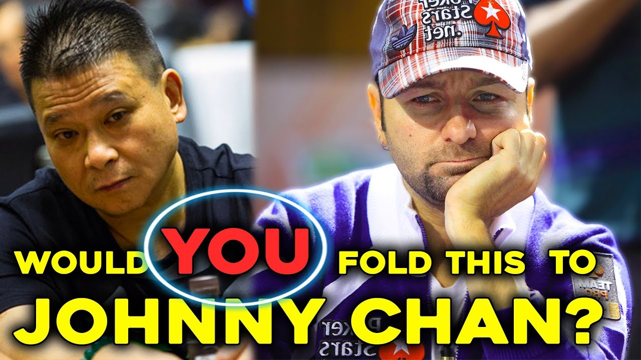 Poker After Dark Hand Vs Johnny Chan Would You Fold