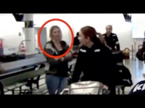Женщина исчезла просто в прямом эфире/ Необъяснимо но факт / Документальное видео / X-Planet Channel