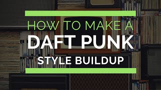 Make a Daft Punk Style Techno Buildup by Chopping Samples in Reason 9