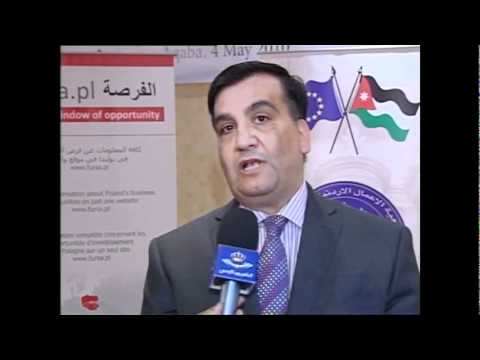 The 7th Jordanian Business Forum - 4th May 2010 Poland Close.flv