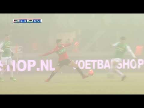 Samenvatting N.E.C. - FC Dordrecht (01-12-2017)