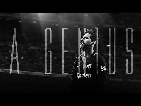 Lionel Messi  - A Genius - HD
