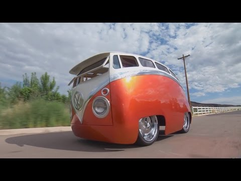My Classic Car Season 20 Episode 2 - Ron Berry's Cartoon Custom Creations