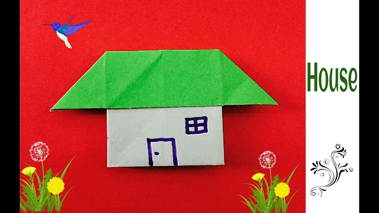 Buy a paper house easy