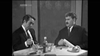 Ronnie Barker, Ronnie Corbett. Frost Report