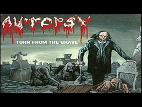 Autopsy 2001   Torn From The Grave Best Of