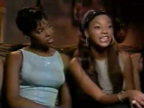 Destiny's Child Interview Lineup Change 2000