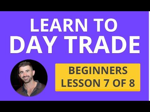 Scanning for stocks & Multiple Time Frames - Beginners lesson 7 of 8