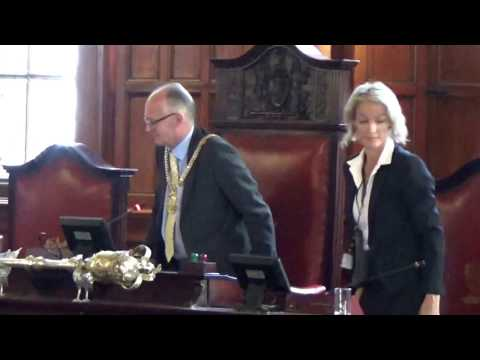 Liverpool City Council Annual Meeting 24th May 2017 Part 2 of 5