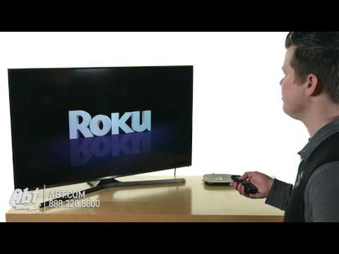 How To: Set Up Your Roku 4 Media Player - 4400R