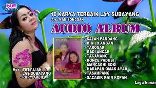 """lagu ocu """"10 KARYA TERBAIK LAI SUBAYANG""""  audio album (02)"""