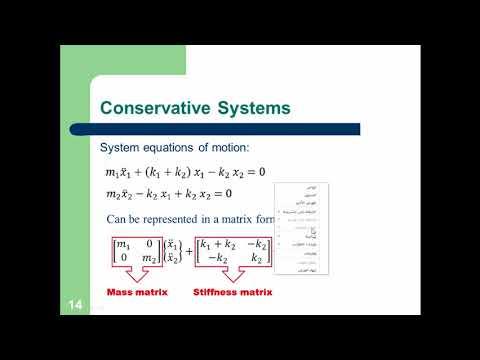 9  Lagrange's Equations of MDOF