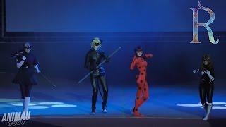 ANIMAU 2016: EXPO. Багованные Леди и Кот (Екатеринбург, Пермь, Уфа): Miraculous Ladybug