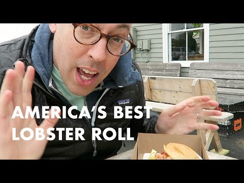 Best Lobster Roll In Kennebunkport