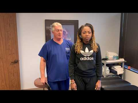 Houston Lady With Daily Migraine Headaches Gets 100% Relief After First Adjustment