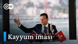 İstanbul'a kayyum atanırsa halkın tepkisi ne olur? - DW Türkçe
