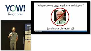 YOW! Singapore 2019 - Gregor Hohpe - Architects live in the first derivative