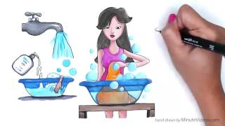 Handwashing Silk