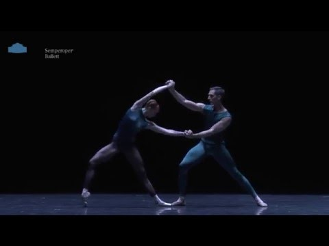»In the Middle, somewhat Elevated«  Sylvie & Laurent Pas de Deux