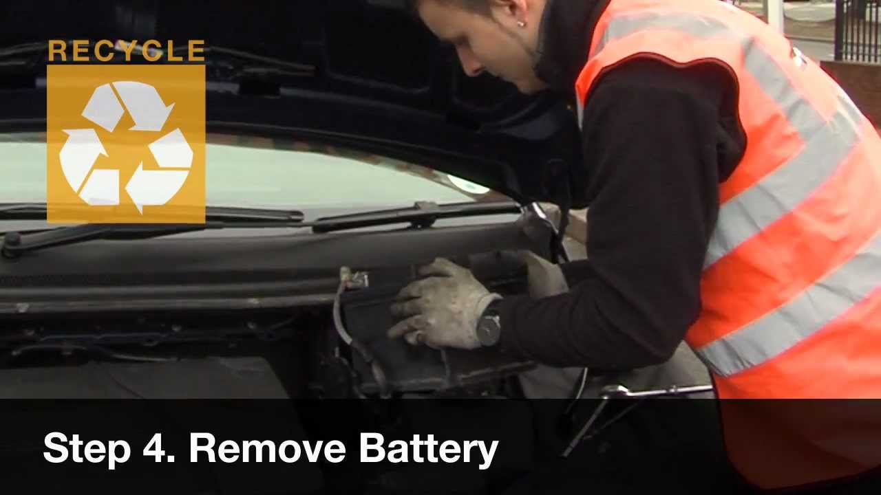 & How to Change/Fit a Car Battery - YouTube markmcfarlin.com