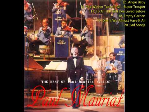 Paul Mauriat - The Best Of Paul Mauriat (Vol.6)