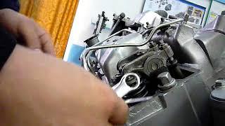 Проверка и регулировка тепловых зазоров в ГРМ двигателя КАМАЗ 740