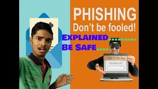 What are Phishing Attacks?   Explained in Hindi   Types, Methods and How to be Safe?