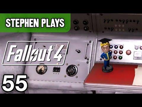 """Fallout 4 #55 - """"Boston Public Library"""""""