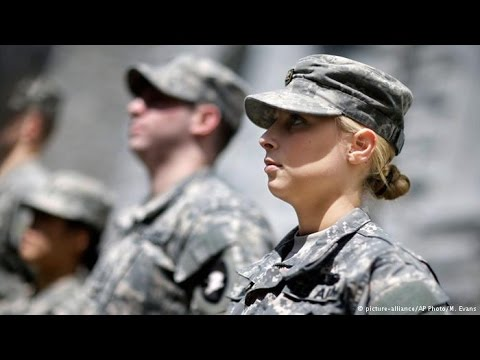 Female Integration into the U.S. Military?