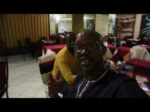 Carls TRAVEL VLOG #98 Traditional Dinner At CHEVRON HOTEL