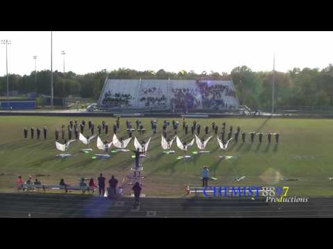 Bertie High School NC High Stepping Championship 2016