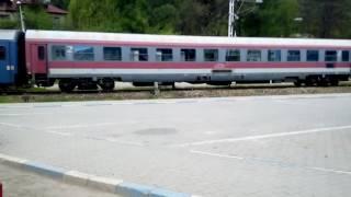 Смешные Румынские поезда