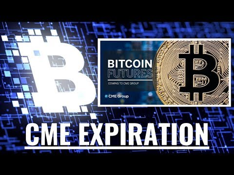 Bitcoin CME Futures Expiration