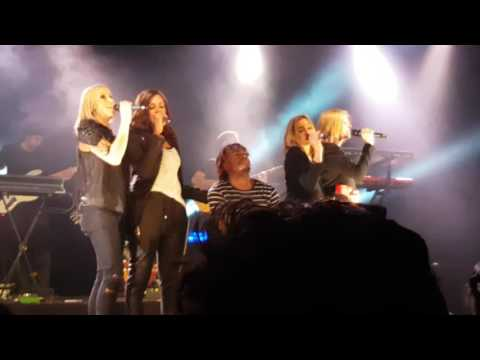 All Saints - Solo Medley (24/7/Never Felt Like This Before/Don't Worry) live in Manchester 08/10/16