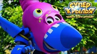 Супер Крылья - Мультфильм про самолеты Джетт и его друзья – СВЕТ, КАМЕРА, МОТОР!