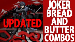 Joker Bread and Butter combos (Beginner to Godlike) ft. DZLegend