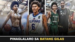 May PAG-ASA kaya tayo kay Jeron Artest? | Ron Artest's Son Wants to play for Gilas | Gilas 2023?